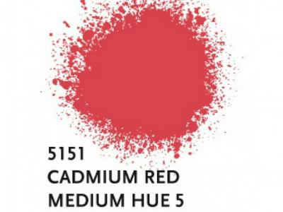 LIQUITEX SPRAY PAINT 400ML BUS CADMIUM RED MEDIUM HUE 5