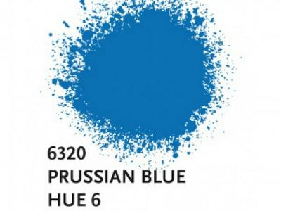 LIQUITEX SPRAY PAINT 400ML BUS PRUSSIAN BLUE HUE 6