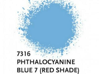 LIQUITEX SPRAY PAINT 400ML BUS PHTALO BLUE 7 (RED SHADE)