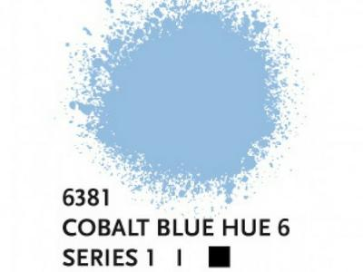 LIQUITEX SPRAY PAINT 400ML BUS COBALT BLUE HUE 6