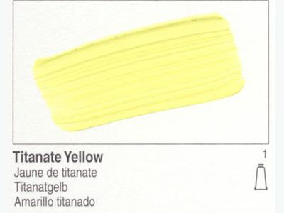 GOLDEN ACRYLVERF 59ML 1375 S1 TITANATE YELLOW