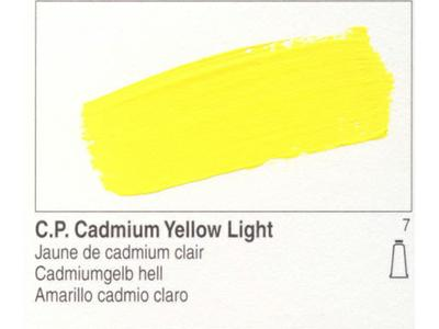 GOLDEN ACRYLVERF 59ML 1120 S7 C.P.CADMIUM YELLOW LIGHT
