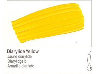 GOLDEN ACRYLVERF 59ML 1147 S6 DIARYLIDE YELLOW