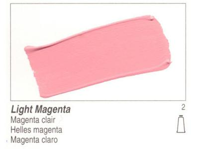 GOLDEN ACRYLVERF 59ML 1562 S2 LIGHT MAGENTA