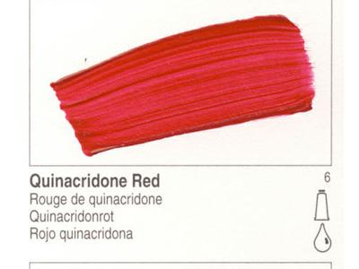 GOLDEN ACRYLVERF 59ML 1310 S6 QUINACRIDONE RED