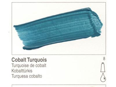 GOLDEN OPEN ACRYLIC 59ML 7144 S8 OPEN COBALT TURQUOIS