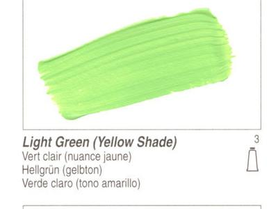 GOLDEN ACRYLVERF 59ML 1560 S3 LIGHT GREEN (YELLOW SHADE)