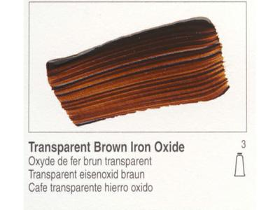 GOLDEN ACRYLVERF 59ML 1383 S3 TRANSPARANT BROWN IRON OXIDE