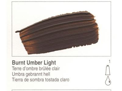 GOLDEN ACRYLVERF 59ML 1035 S1 BURNT UMBER LIGHT
