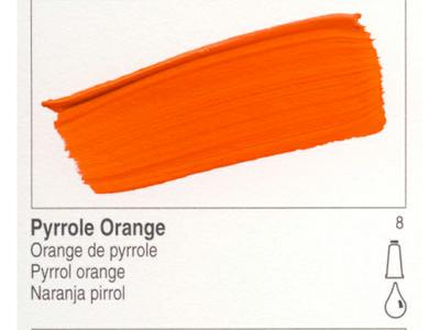 GOLDEN ACRYLVERF 59ML 1276 S8 PYRROLE ORANGE