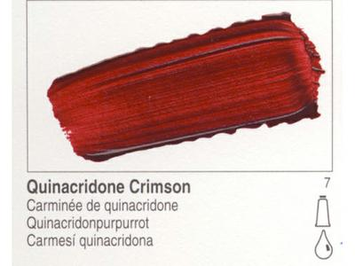 GOLDEN ACRYLVERF 59ML 1290 S7 QUINACRIDONE CRIMSON