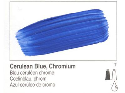 GOLDEN OPEN ACRYLIC 59ML 7050 S7 OPEN CERULEUM BLUE CHROMIUM