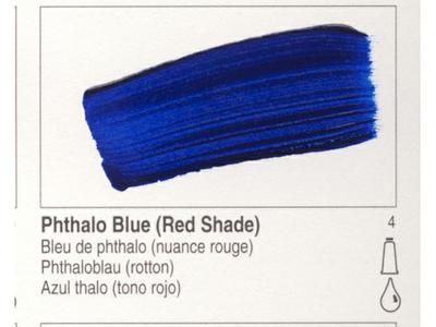 GOLDEN ACRYLVERF 59ML 1260 S4 PHTHALO BLUE (RED SHADE)