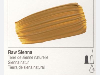 GOLDEN ACRYLVERF 59ML 1340 S1 RAW SIENNA