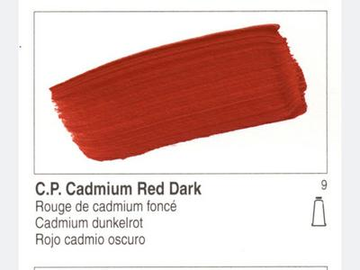 GOLDEN HEAVYBODY 59ML 1080 S9 C.P. CADM. RED DARK 1