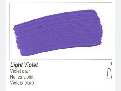 GOLDEN ACRYLVERF 59ML 1568 S3 LIGHT VIOLET