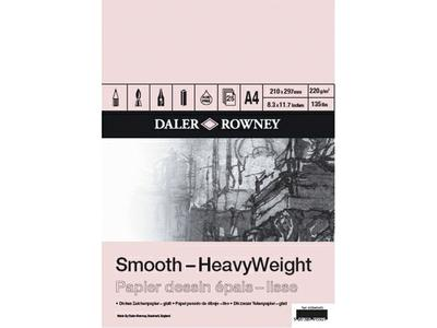 HEAVY WEIGHT BLOK A3 220GR 25VEL