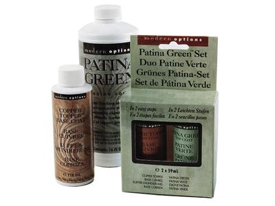 MO PATINA GREEN SET 2X59ML