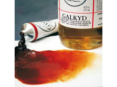 GAMBLIN GALKYD MEDIUM 473ML 1