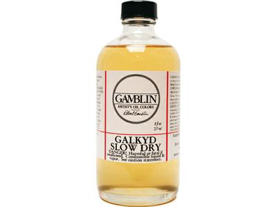 GAMBLIN GALKYD SLOW DRY 237ML