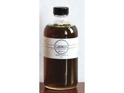 GAMBLIN BURNT PLATE OIL 237ML #2