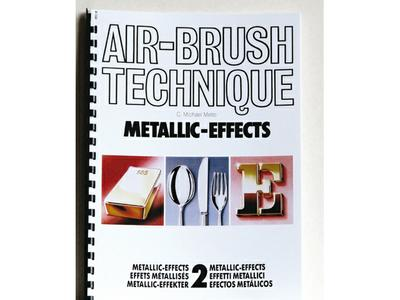AIRBRUSH-TECHNIK METALL-EFFEKTE 2 1