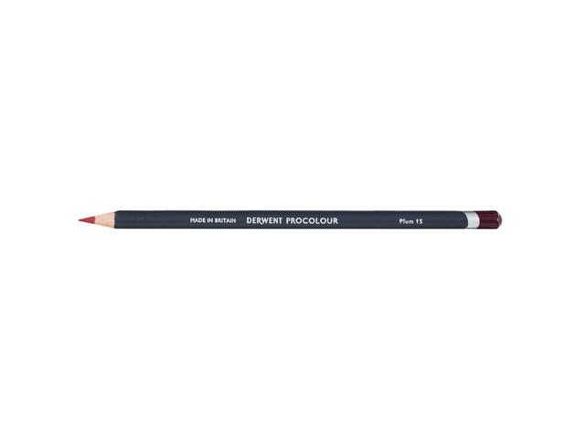 DERWENT PROCOLOUR KLEURPOTLOOD 15 PLUM 1