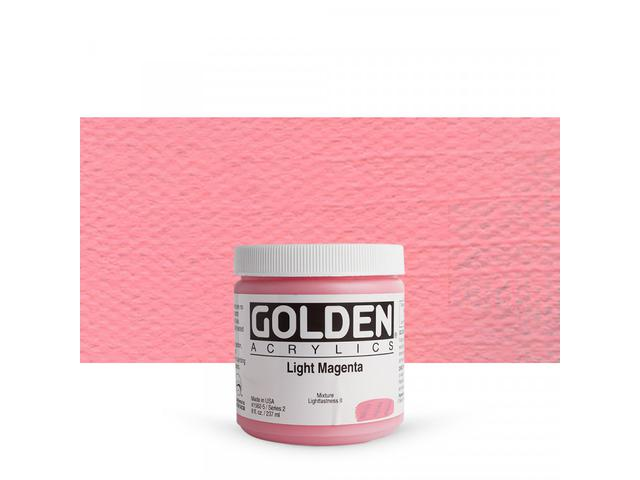 GOLDEN HEAVY BODY 237ML 1562 S2 LIGHT MAGENTA 1