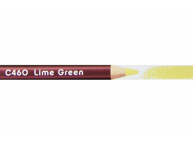 DERWENT COLOURSOFT KLEURPOTLOOD 460 LIME GREEN 1
