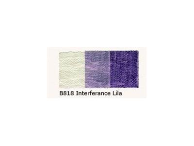NEW MASTERS ACRYL 60ML SERIE B INTERFERENCE LILAC 1