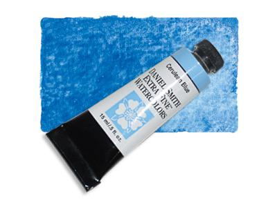 DANIEL SMITH S3 WATERCOLOUR 15ML 206 CERULEAN BLUE 1