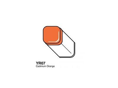 COPIC MARKER YR07 CADMIUM ORANGE 1