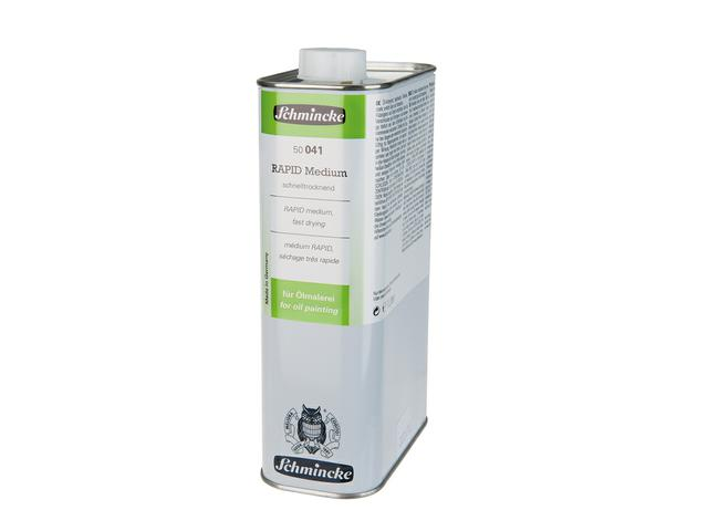 SCHMINCKE RAPID MEDIUM 1000ML ZONDER TERPENTIJNOLIE 1