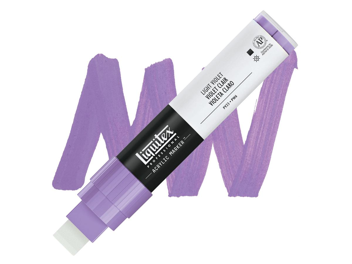 LIQUITEX PAINTMARKER 0790 15MM LIGHT VIOLET 1