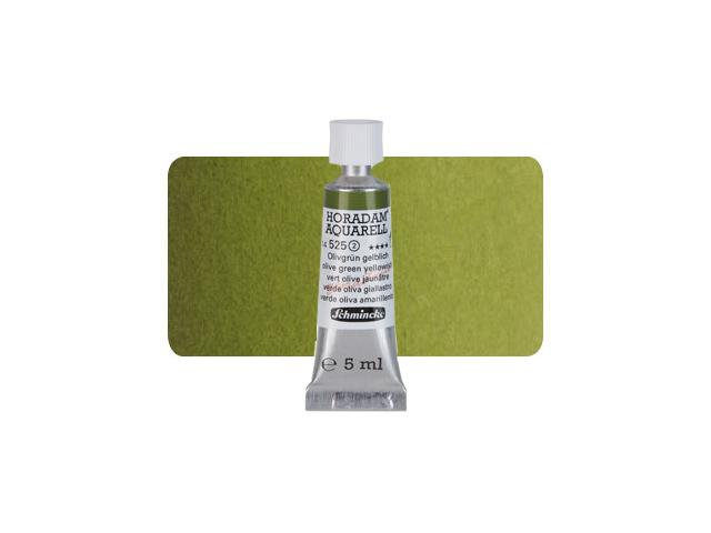 SCHMINCKE AQUAREL TUBE  5ML S2 PERMANENTGRUN