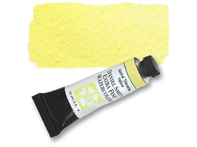 DANIEL SMITH WATERCOLOUR 15ML NR063 OLIVE GREEN S1