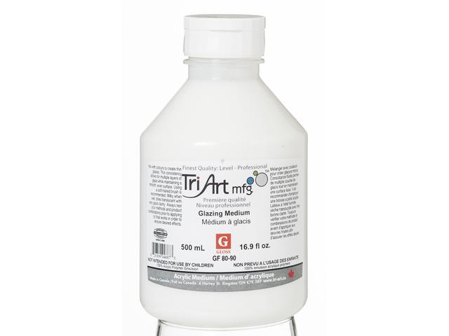 TRI-ART GLAZING MEDIUM MATTE 250ML