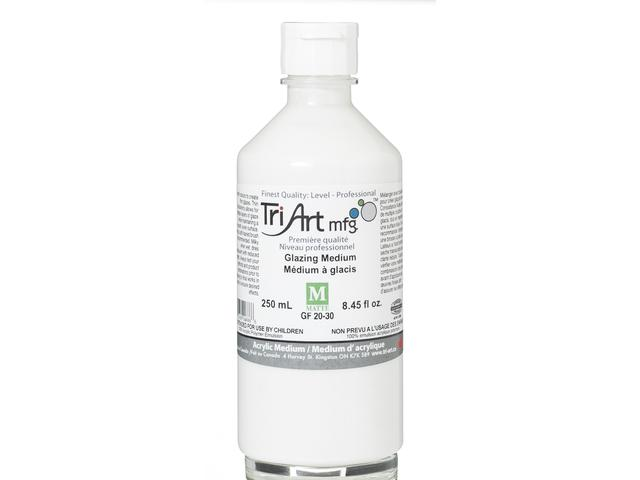 TRI-ART GLAZING MEDIUM MATTE 500ML 1