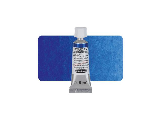 SCHMINCKE AQUAREL TUBE  5ML S2 ULTRAMARINVIOLETT