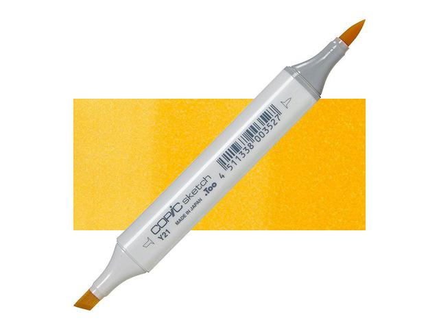 COPIC SKETCH MARKER GOLDEN YELLOW COY17