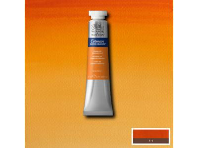 W&N COTMAN AQUAREL TUBE 21ML 095 CADMIUM RED HUE
