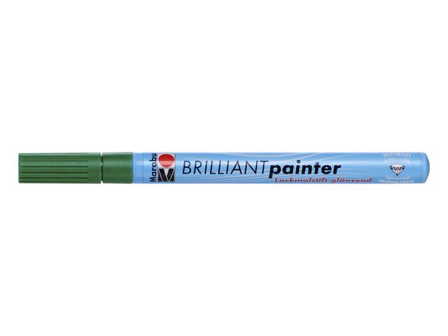 MARABU BRILLIANT PAINTER 1-2MM 155 KIWI