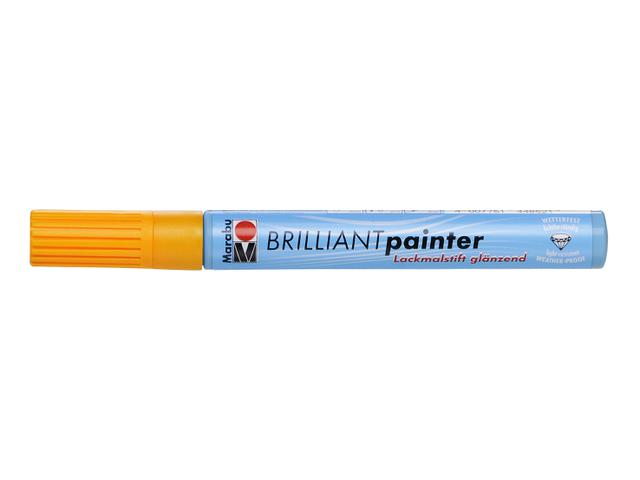 MARABU BRILLIANT PAINTER 2-4MM 220 ZONNEGEEL