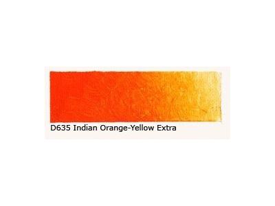 NEW MASTERS ACRYL 60ML SERIE D INDIAN ORANGE-YELLOW EXTRA 1