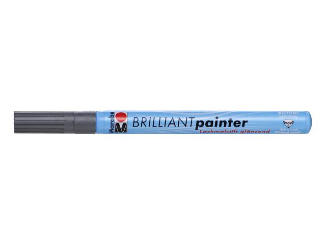 MARABU BRILLIANT PAINTER 1-2MM 080 GEROOKTE KWARTS 1