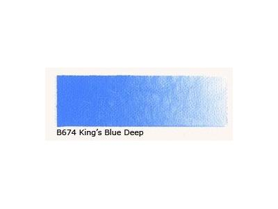 NEW MASTERS ACRYL 60ML SERIE B KING'S BLUE LIGHT