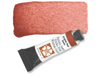 DANIEL SMITH S1 WATERCOLOUR 15ML 130 TRANSPARENT RED OXIDE