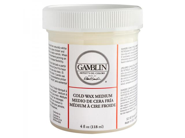 GAMBLIN COLD WAX MEDIUM 120ML 1