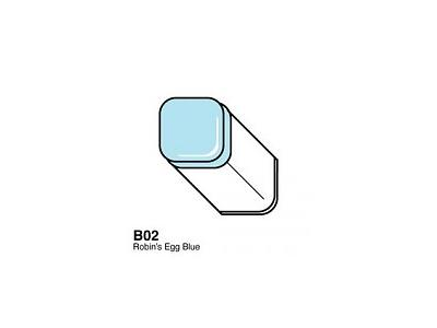 COPIC MARKER B02 RB'S EGG BLUE 1