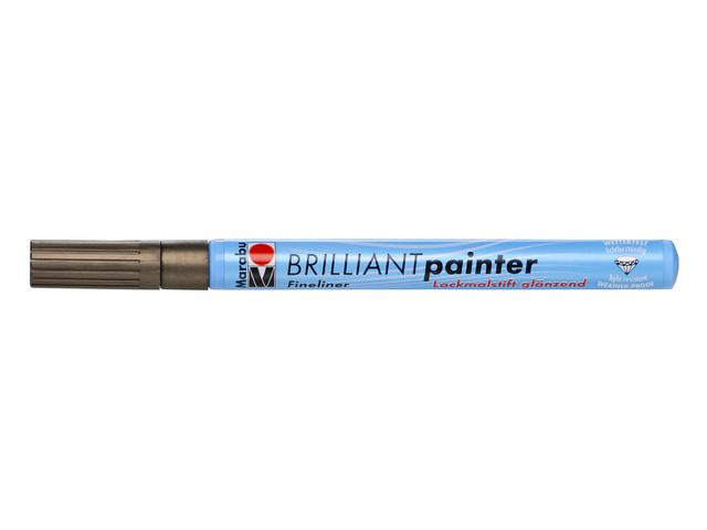 MARABU BRILLIANT PAINTER 0,8MM 087 KOPER 1
